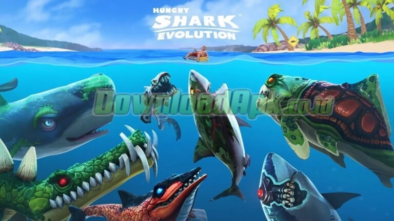 Review-Game-Hungry-Shark-Evolution-Mod