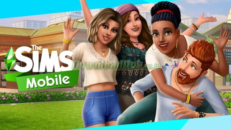 Gameplay The Sims Mobile Mod APK
